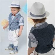 Βαπτιστικό Ρούχο για Αγόρια Bonito 21100