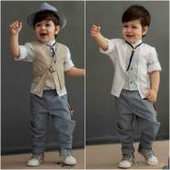 Βαπτιστικό Ρούχο για Αγόρια Bonito 21101