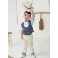 Βαπτιστικό Ρούχο για Αγόρια Bonito 21102