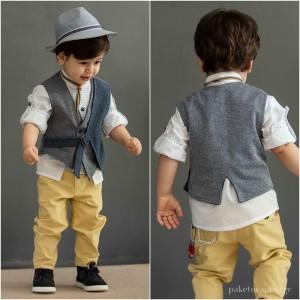 Βαπτιστικό Ρούχο για Αγόρια Bonito 21103