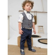 Βαπτιστικό Ρούχο για Αγόρια Bonito 21104