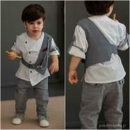 Βαπτιστικό Ρούχο για Αγόρια Bonito 21108