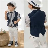 Βαπτιστικό Ρούχο για Αγόρια Bonito 21109