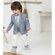 Βαπτιστικό Ρούχο για Αγόρια Bonito 21113