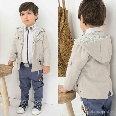 Βαπτιστικό Ρούχο για Αγόρια Bonito 21115