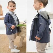 Βαπτιστικό Ρούχο για Αγόρια Bonito 21116