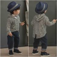 Βαπτιστικό Ρούχο για Αγόρια Bonito 21120