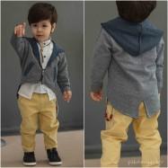 Βαπτιστικό Ρούχο για Αγόρια Bonito 21121