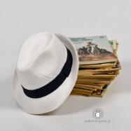 Καπέλο Παναμά Λευκό