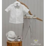Βαπτιστικό Σύνολο για Αγόρια Gary | Angel Wings 166