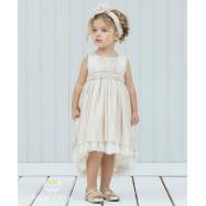 Βαπτιστικό Φόρεμα Laura | Angel Wings 145