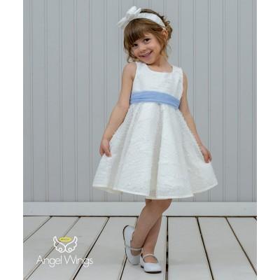 Βαπτιστικό Φόρεμα Levanta Kelly | Angel Wings 150
