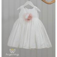 Βαπτιστικό Φόρεμα Ginger | Angel Wings 155