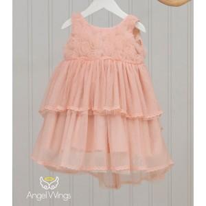 Βαπτιστικό Φόρεμα Rosa | Angel Wings 233