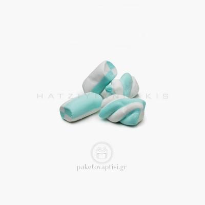 Marshmallows Λευκό-Σιέλ Χατζηγιαννάκη 705014
