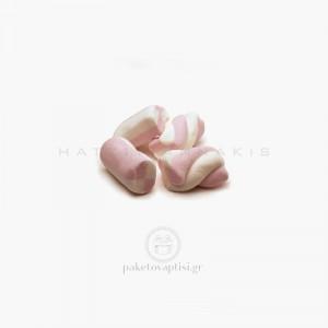 Marshmallows Mellow Party Λευκό-Ροζ Χατζηγιαννάκη 705024