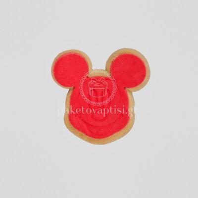 Μπισκότο Βάπτισης Mickey Mouse
