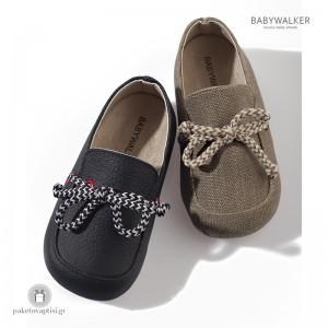 Loafers με Δίχρωμα Κορδονάκια Babywalker BS3011