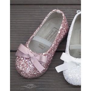 Παπουτσάκια για Κορίτσια από Glitter Ύφασμα Babywalker EXC5507