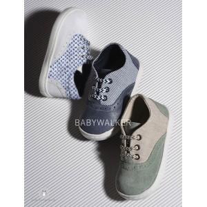 Sneakers από Canvas και Δέρμα για Αγόρια Babywalker BW4051
