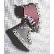 Μποτάκια Sneakers για Αγόρια Babywalker BW4066 - Νο 22 Κόκκινο