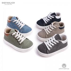 Sneakers Υφασμάτινα Babywalker BS3029