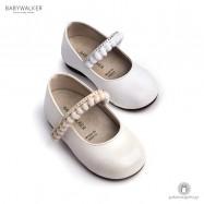 Γοβάκια για Κορίτσια με Μπαρέτα Πομ-Πον και Strass Babywalker BS3531