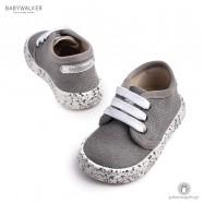 Υφασμάτινα Δετά Sneakers για Αγόρια Babywalker BW4102