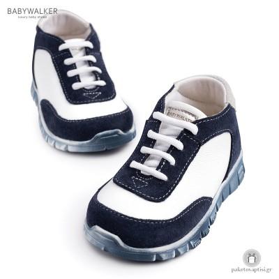 Δίχρωμα Δετά Sneakers για Αγόρια Babywalker BW4108