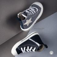 Δετά Υφασμάτινα Sneakers για Αγόρια Babywalker EXC5096