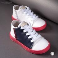 Δετά Sneakers με Χειροραφή για Αγόρια Babywalker EXC5097