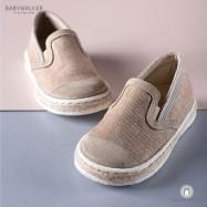 Υφασμάτινα Slip-On Sneakers για Αγόρια Babywalker EXC5098