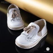 Loafers με φράντζα και Φουντάκια για Αγόρια Babywalker EXC5102
