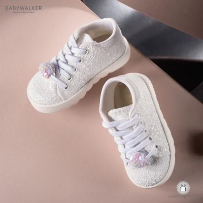 Δετά Sneakers με Glitter για Κορίτσια Babywalker EXC5627