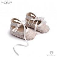 Παπουτσάκια Aγκαλιάς Δετά Μπαλαρινέ Babywalker MI1557