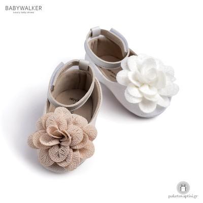 Μπαλαρίνες Aγκαλιάς με Λουλούδι Καμέλια Babywalker MI1558