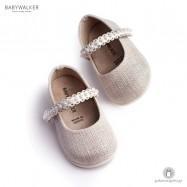 Γοβάκια για τα Πρώτα Βήματα με Μπαρέτα και Πέρλες Babywalker PRI2529