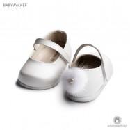 Γοβάκια για τα Πρώτα Βήματα με Pom Pon Babywalker PRI2551