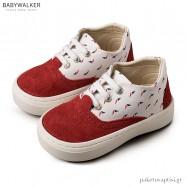 Δίχρωμα Δετά Sneakers Babywalker BW4145