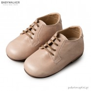 Δερμάτινα Δετά Μπεζ Dirty Shoes Babywalker BW4151