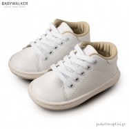 Δετά Λευκά Sneakers Babywalker BS3038