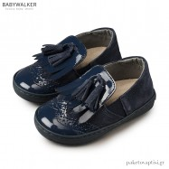 Δερμάτινα Loafers Babywalker EXC5104