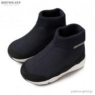 Πλεκτά Μπλε Μποτάκια Sneakers Babywalker EXC5122
