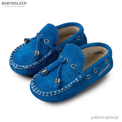 Καστόρινα Δετά Loafers Babywalker EXC5141