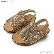 Πέδιλα με Glitter και Φερμουάρ Babywalker EXC5681