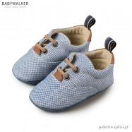 Δετά Μπλε Ρουά Sneakers Αγκαλιάς Babywalker MI1064