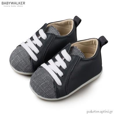 Δετά Μπλε Sneakers Babywalker PRI2051