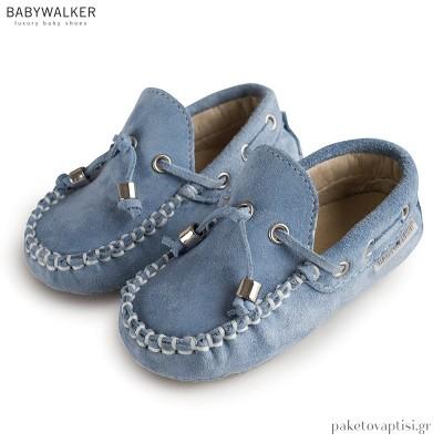 Καστόρινα Δετά Σιέλ loafers Babywalker BW4139