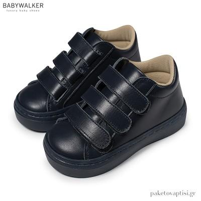 Δερμάτινα Sneakers Babywalker BW4170
