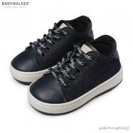Δετά Μπλε Sneakers Babywalker BW4173